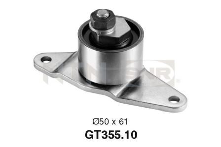 Galet tendeur de distribution SNR GT355.10 (X1)