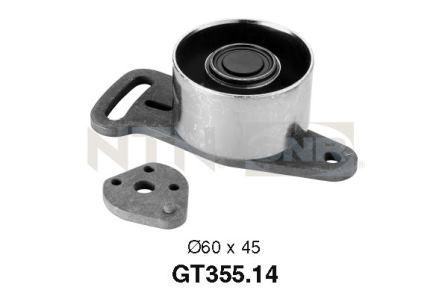 Galet tendeur de distribution SNR GT355.14 (X1)