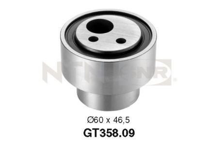 Galet tendeur de distribution SNR GT358.09 (X1)