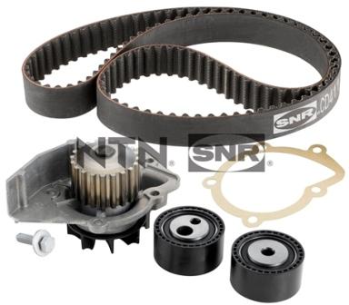 Courroie De Distribution /& Pompe à eau Kit 530037930 INA Set 1609525880 qualité de remplacement