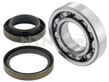 Roulement roue arriere SNR R151.01 (X1)
