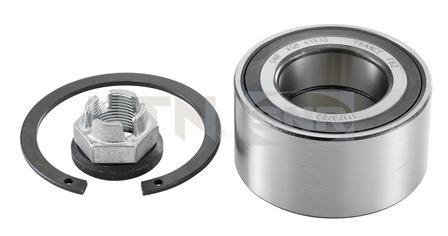 Roulement de roue SNR R155.107 (X1)