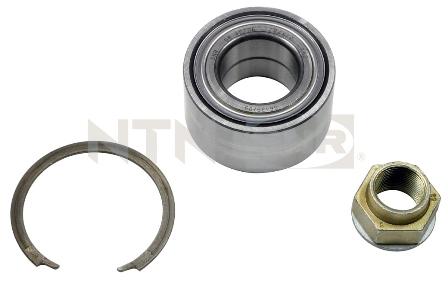 Roulement de roue SNR R158.36 (X1)