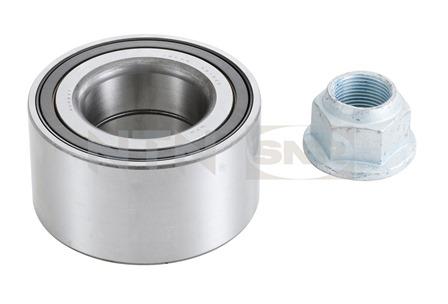 Roulement roue arriere SNR R167.10 (X1)