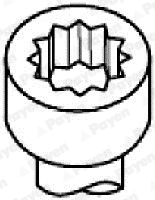 Vis de culasse PAYEN HBS043 (X1)