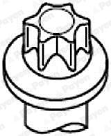 Vis de culasse PAYEN HBS283 (X1)