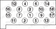 Vis de culasse PAYEN HBS370 (X1)