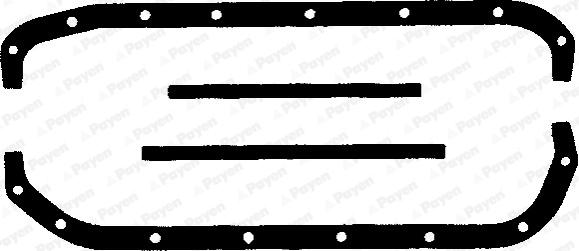 Joint de carter d'huile PAYEN HC027 (X1)