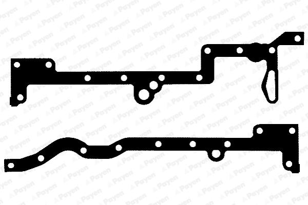 Joint de carter d'huile PAYEN HC5004 (X1)