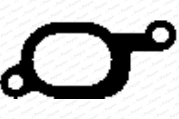 Joint de collecteur d'echappement PAYEN JD5851 (X1)