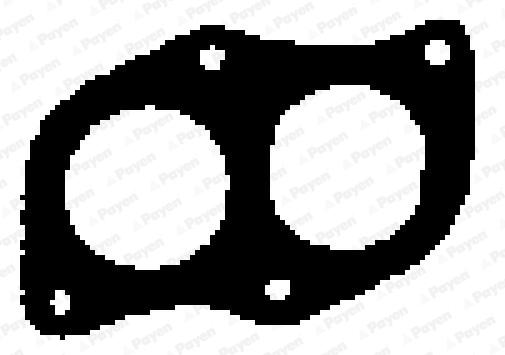 Joint d'echappement PAYEN JE154 (X1)