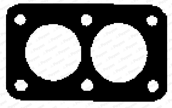 Joint d'echappement PAYEN JE904 (X1)