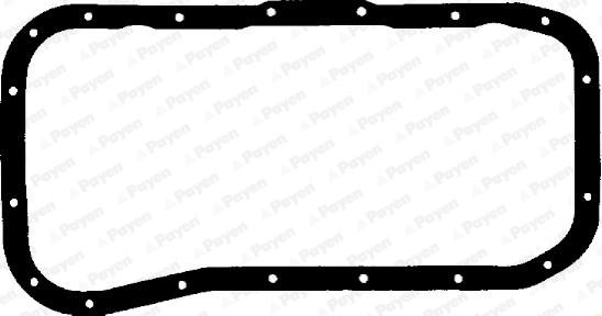 Joint de carter d'huile PAYEN JH111 (X1)