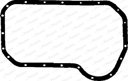 Joint de carter d'huile PAYEN JJ140 (X1)