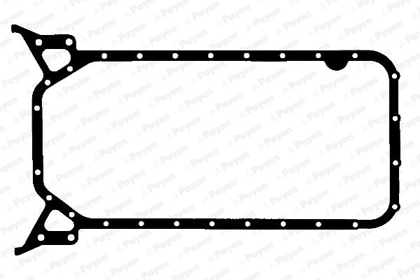 Joint de carter d'huile PAYEN JJ499 (X1)