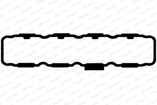 Joint de cache culbuteurs PAYEN JM5086 (X1)