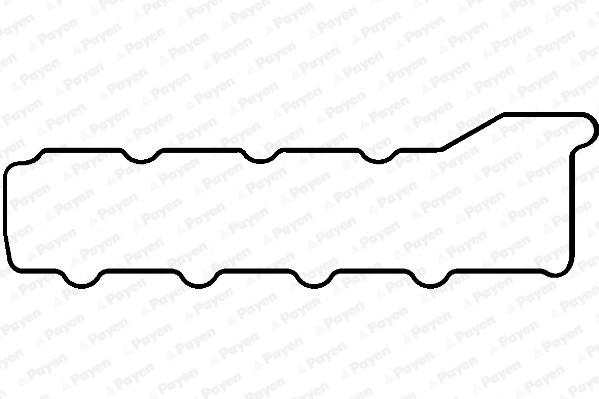 Joint de cache culbuteurs PAYEN JM5279 (X1)