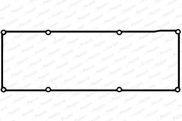 Joint de cache culbuteurs PAYEN JM5292 (X1)