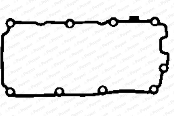 Joint de cache culbuteurs PAYEN JM7047 (X1)