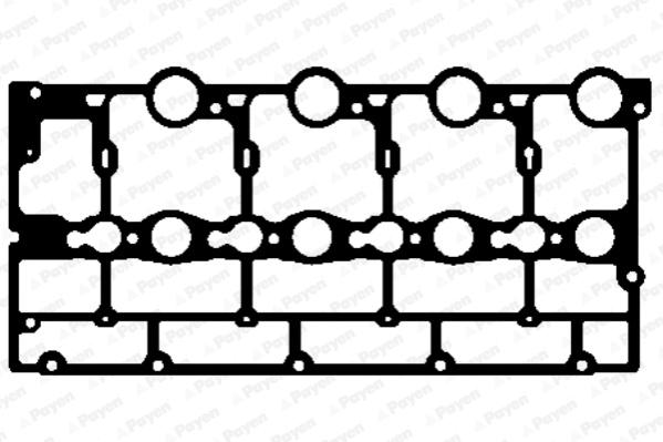 Joint de cache culbuteurs PAYEN JM7049 (X1)