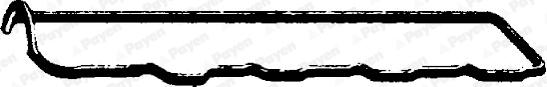 Joint de cache culbuteurs PAYEN JN403 (X1)