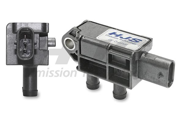Capteur, pression des gaz échappement HJS 92 09 1067 (X1)