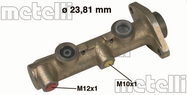 Maitre-cylindre METELLI 05-0089 (X1)