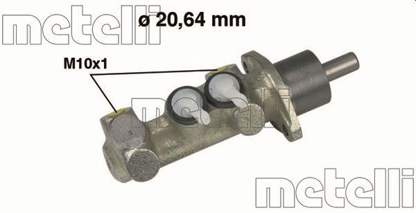 Maitre-cylindre METELLI 05-0147 (X1)