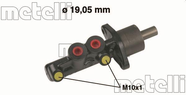 Maitre-cylindre METELLI 05-0583 (X1)