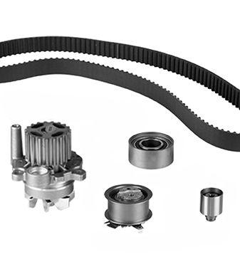 Kit distribution + pompe a eau METELLI 30-1355-3 (X1)