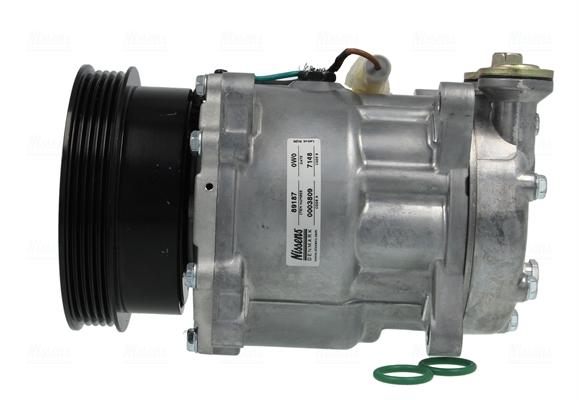 Compresseur NISSENS 89187 (X1)