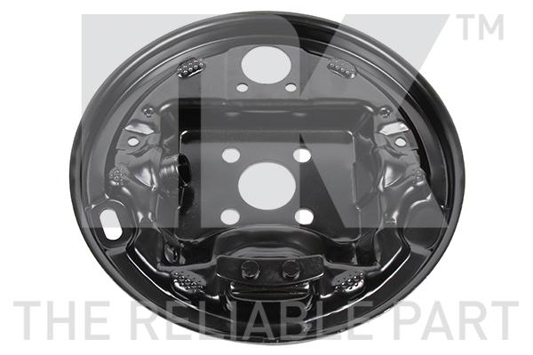 Déflecteur disques de freins Eurobrake 233906 (X1)