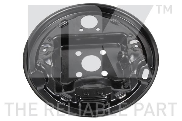 Déflecteur disques de freins Eurobrake 233907 (X1)