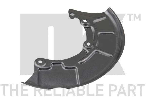 Déflecteur disques de freins Eurobrake 234711 (X1)
