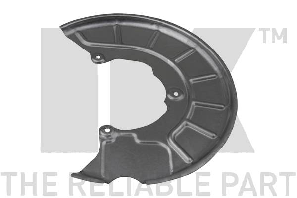 Déflecteur disques de freins Eurobrake 234717 (X1)