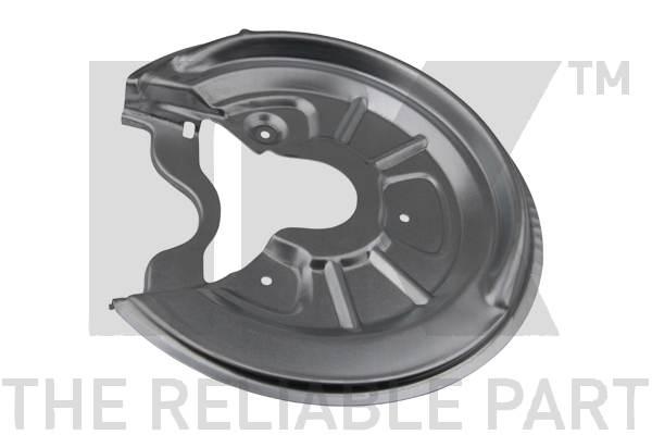 Déflecteur disques de freins Eurobrake 234718 (X1)