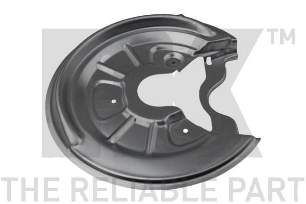 Déflecteur disques de freins Eurobrake 234719 (X1)