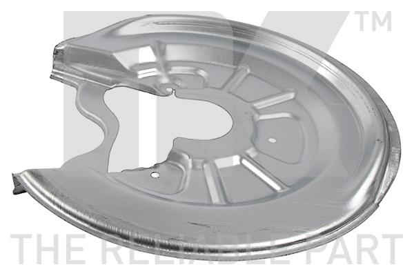 Déflecteur disques de freins Eurobrake 234727 (X1)