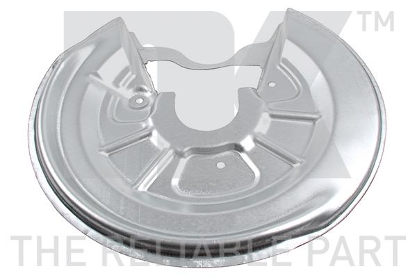 Déflecteur disques de freins Eurobrake 234728 (X1)