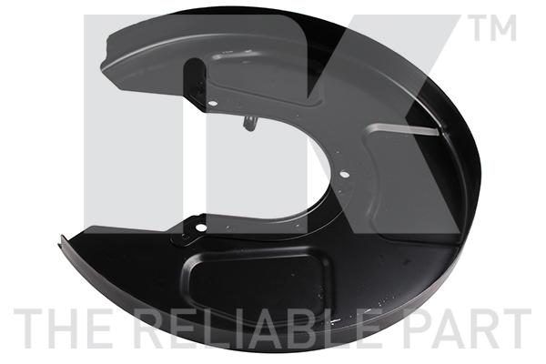 Déflecteur disques de freins Eurobrake 234749 (X1)