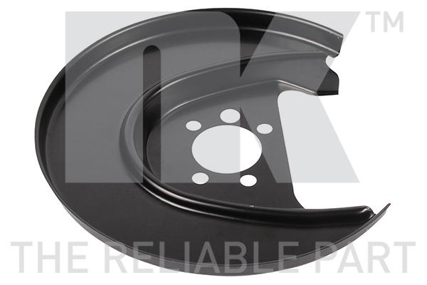 Déflecteur disques de freins Eurobrake 234758 (X1)