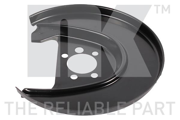 Déflecteur disques de freins Eurobrake 234759 (X1)