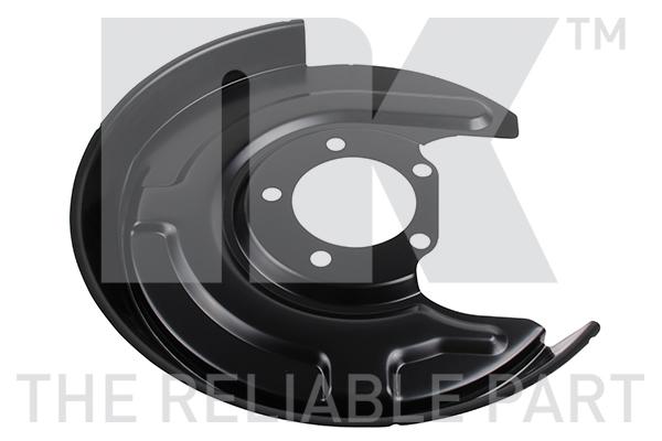 Déflecteur disques de freins Eurobrake 234760 (X1)