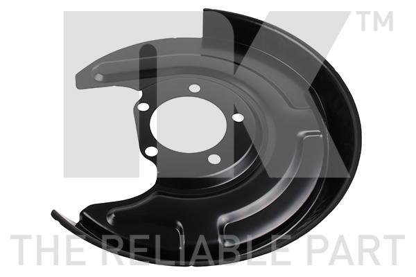 Déflecteur disques de freins Eurobrake 234761 (X1)