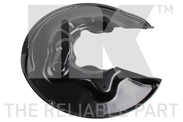 Déflecteur disques de freins Eurobrake 234762 (X1)