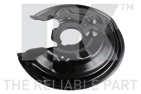 Déflecteur disques de freins Eurobrake 234764 (X1)