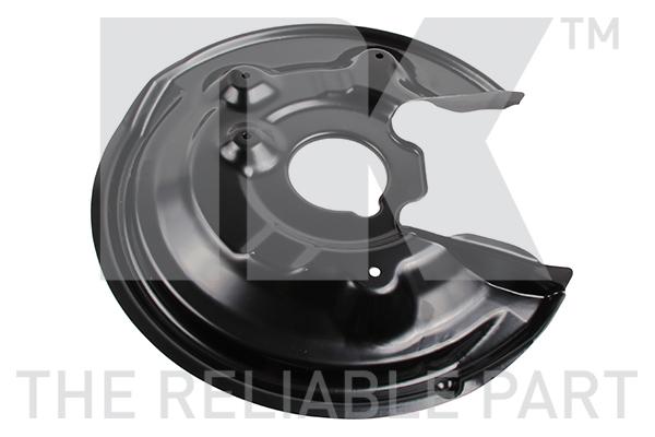 Déflecteur disques de freins Eurobrake 234765 (X1)