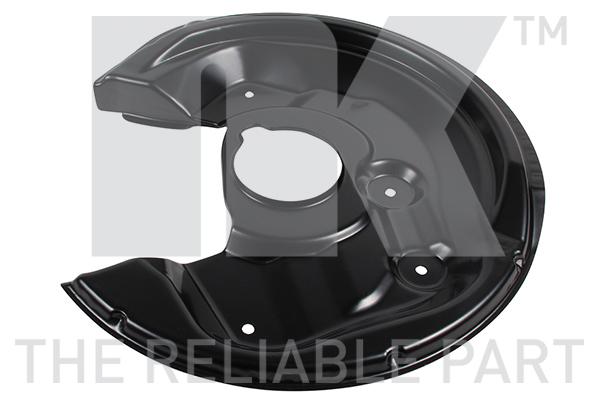 Déflecteur disques de freins Eurobrake 234780 (X1)