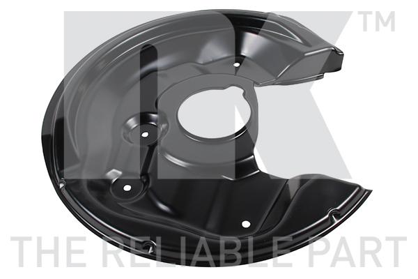 Déflecteur disques de freins Eurobrake 234781 (X1)