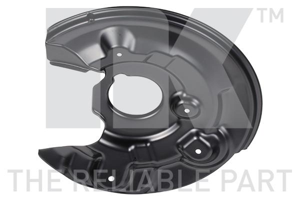 Déflecteur disques de freins Eurobrake 234782 (X1)
